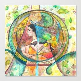Sacred Space Canvas Print
