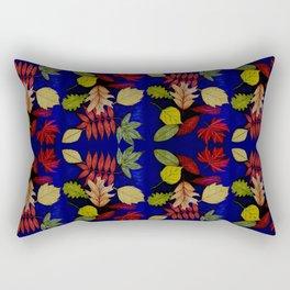 Falling In Rectangular Pillow