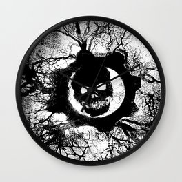 Gears Of War 16 Wall Clock
