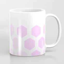 Pink Hex Coffee Mug