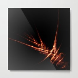 enslaved (i want you) Metal Print