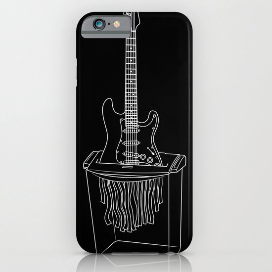 This Machine Kills Faxes iPhone & iPod Case