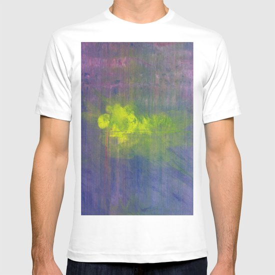 Cloud Screen Print T-shirt