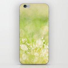 morning dew no.2 iPhone & iPod Skin
