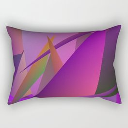 Just an Old-Fashioned Love Song 3 Rectangular Pillow
