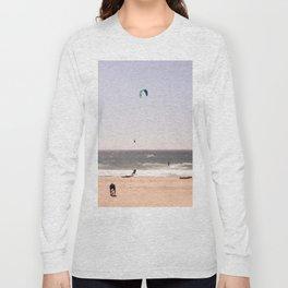 Wind colors Long Sleeve T-shirt