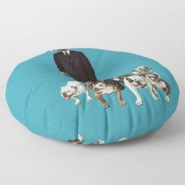 The Master Floor Pillow