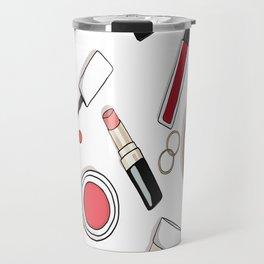 Beauty Routine Travel Mug