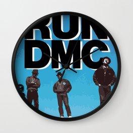 RUN-DMC-1988 Wall Clock