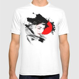 Japan - Kyoto - Geisha T-shirt