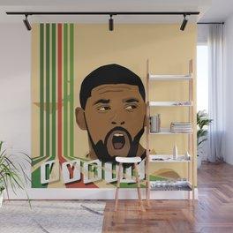 basketball player Wall Mural