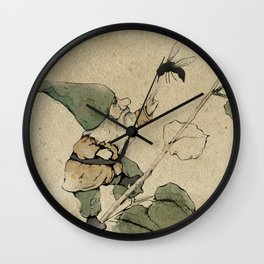 Fable #5 Wall Clock