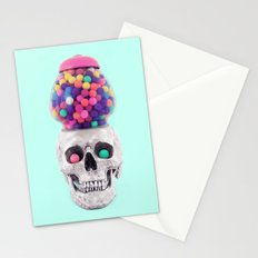 BUBBLESKULL Stationery Cards