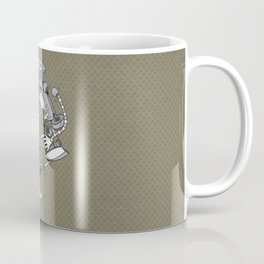 Robot Destruction Coffee Mug