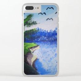 Egzotika Clear iPhone Case