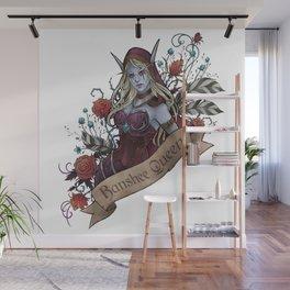 Queen of the Forsaken Wall Mural