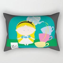Alice In Wonderland_01 Rectangular Pillow