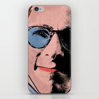 american psycho iPhone & iPod Skins featuring American Psycho by sbs' things