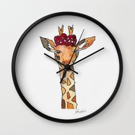 jiraffe Wall Clock
