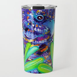 Black Cockatoo Travel Mug