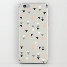 Pink Triangle iPhone Skin