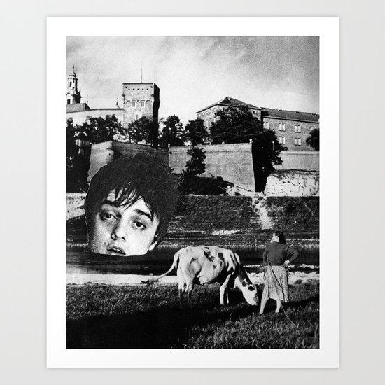 doherty Art Print