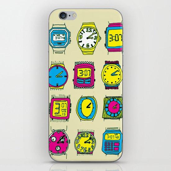 3:07 iPhone & iPod Skin