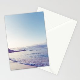 beach time ver.pink Stationery Cards