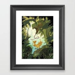 Zolom Framed Art Print