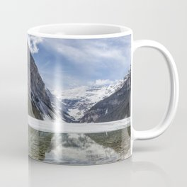 Lake Louise, Mid May, Mid Day Coffee Mug