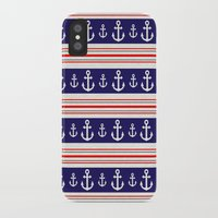 anchors iPhone & iPod Cases featuring anchors by Manoou