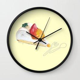 Temptation III Wall Clock