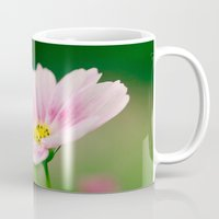 cosmos Mugs featuring Cosmos by Norie