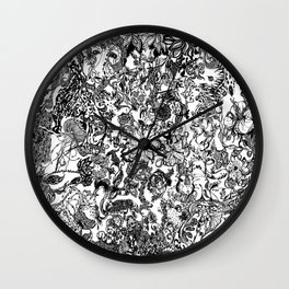 Eternal Fantasy Wall Clock