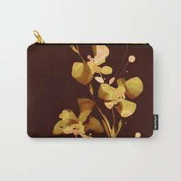Organic Impressions 334zo by Kathy Morton Stanion Carry-All Pouch
