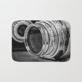 Classic Lenses Bath Mat