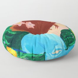Futura Floor Pillow