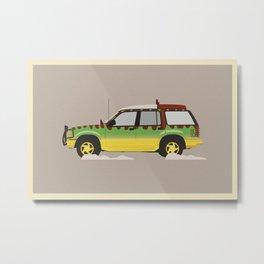 Explorer Metal Print