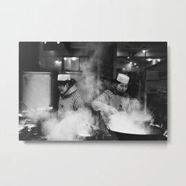 The Cooks Metal Print