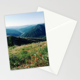 Gifford Pinchot National Forest Stationery Cards
