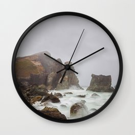 At The Point Wall Clock