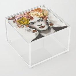 FRIDA FLOWERS Acrylic Box