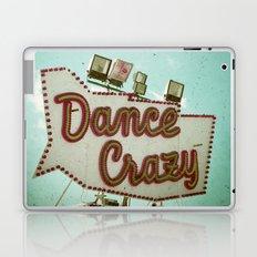 Dance Crazy Laptop & iPad Skin
