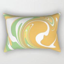 Breath of Spring Rectangular Pillow