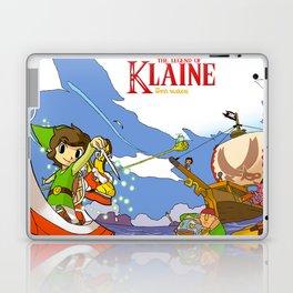 The Legend of Klaine Laptop & iPad Skin