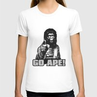 ape T-shirts featuring Vintage Ape * Go Ape by Freak Shop | Freak Products