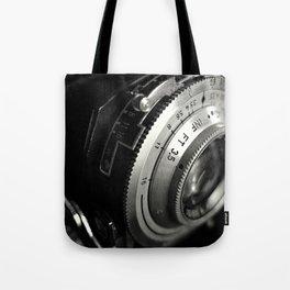 fstop macro Tote Bag