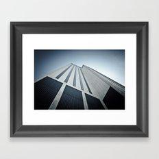 375 Pearl Framed Art Print