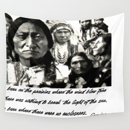 SAND CREEK Wall Tapestry