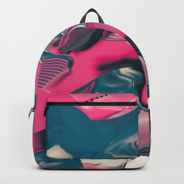 Not Looking Forward to the Future Backpack